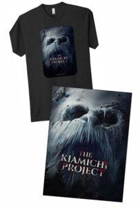 Kiamichi poster & Tshirt Combo